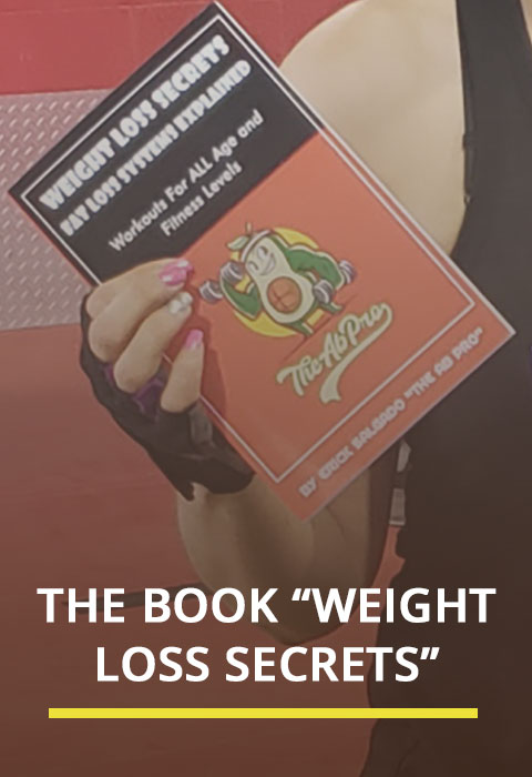 The Book 'Weight Loss Secrets'